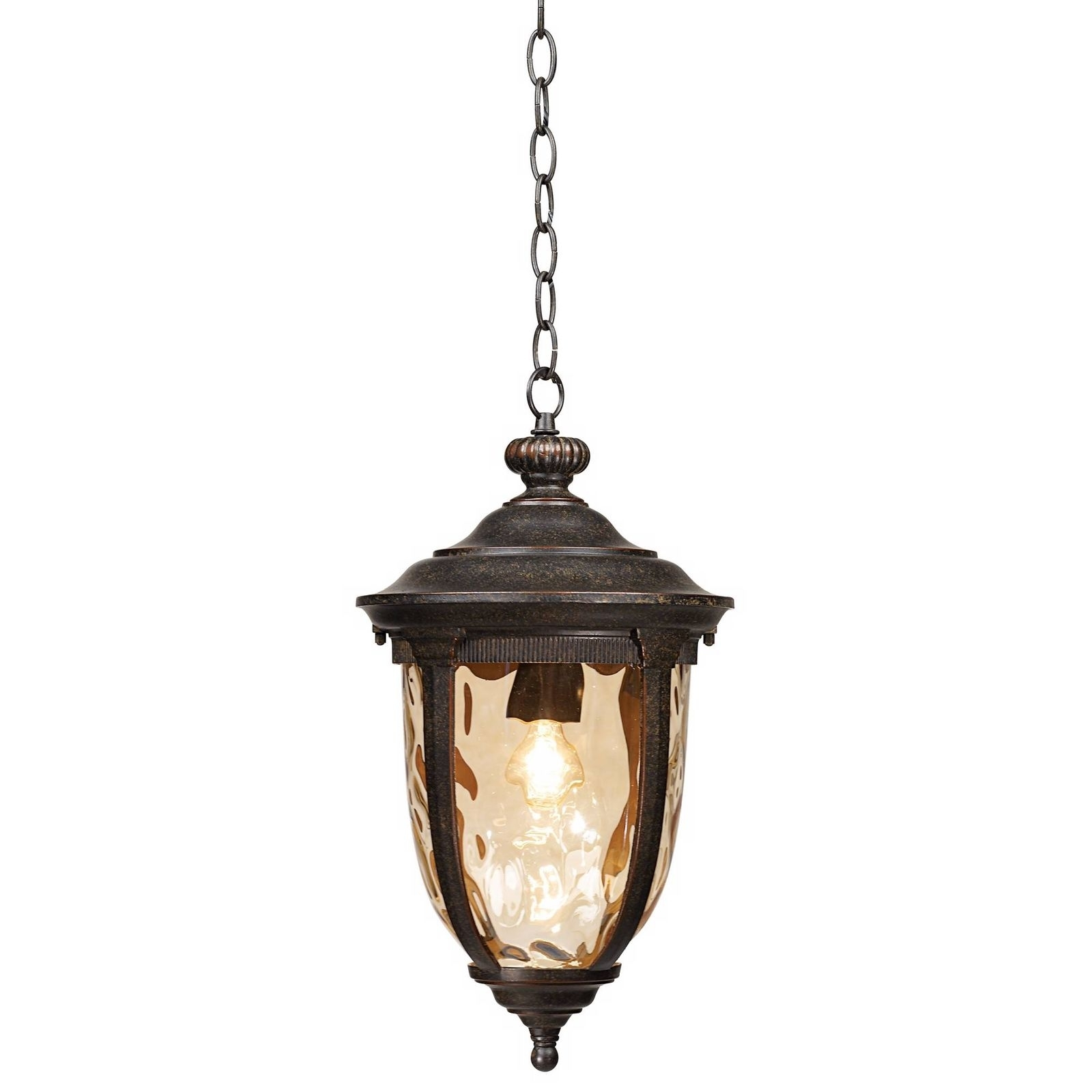 "Bellagio8482 Collection 18"" High Outdoor Hanging Light 