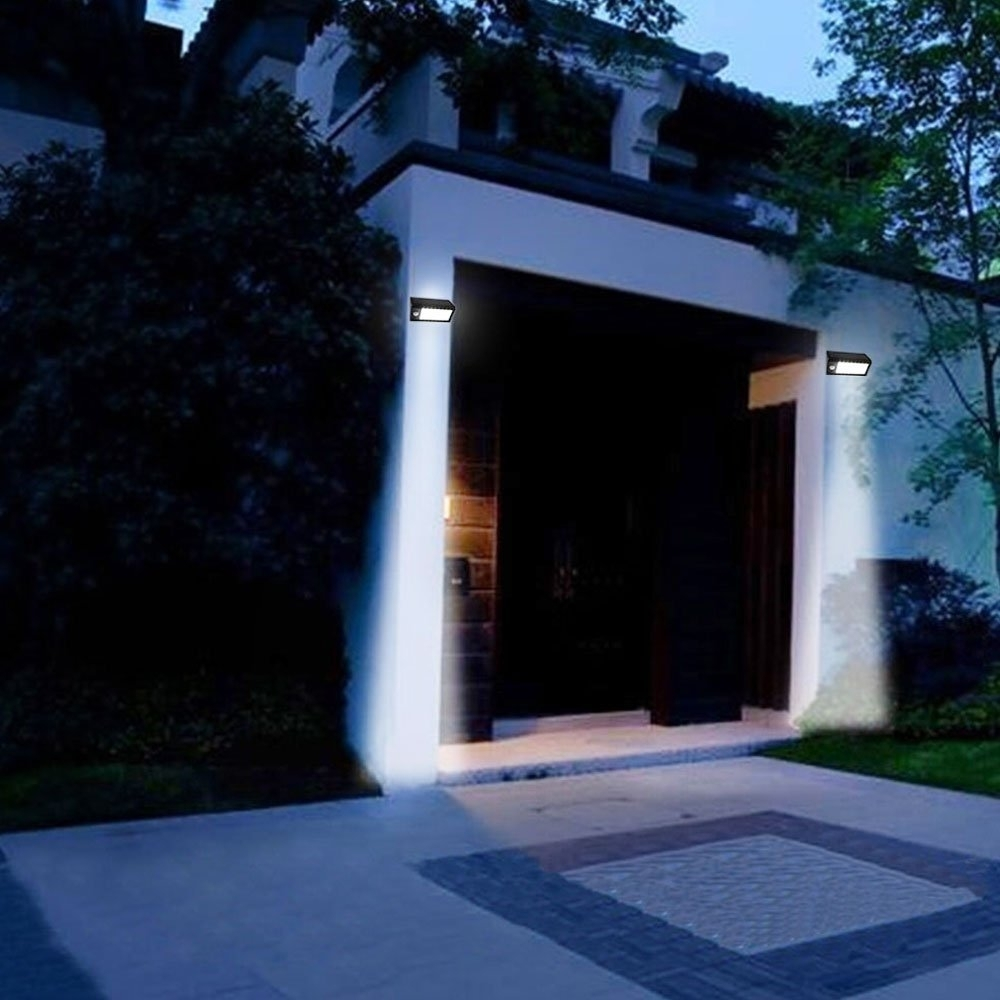 Best Solar Powered Led Outdoor Lights – Outdoor Designs With Solar Led Outdoor Wall Lighting (#3 of 15)