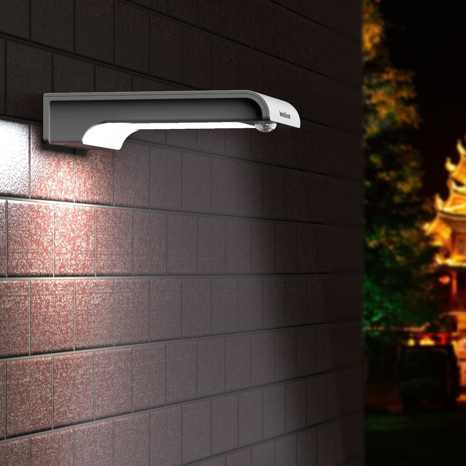 Best Solar Powered Outdoor Security Lights • Outdoor Lighting Within Solar Powered Outdoor Lights (View 15 of 15)