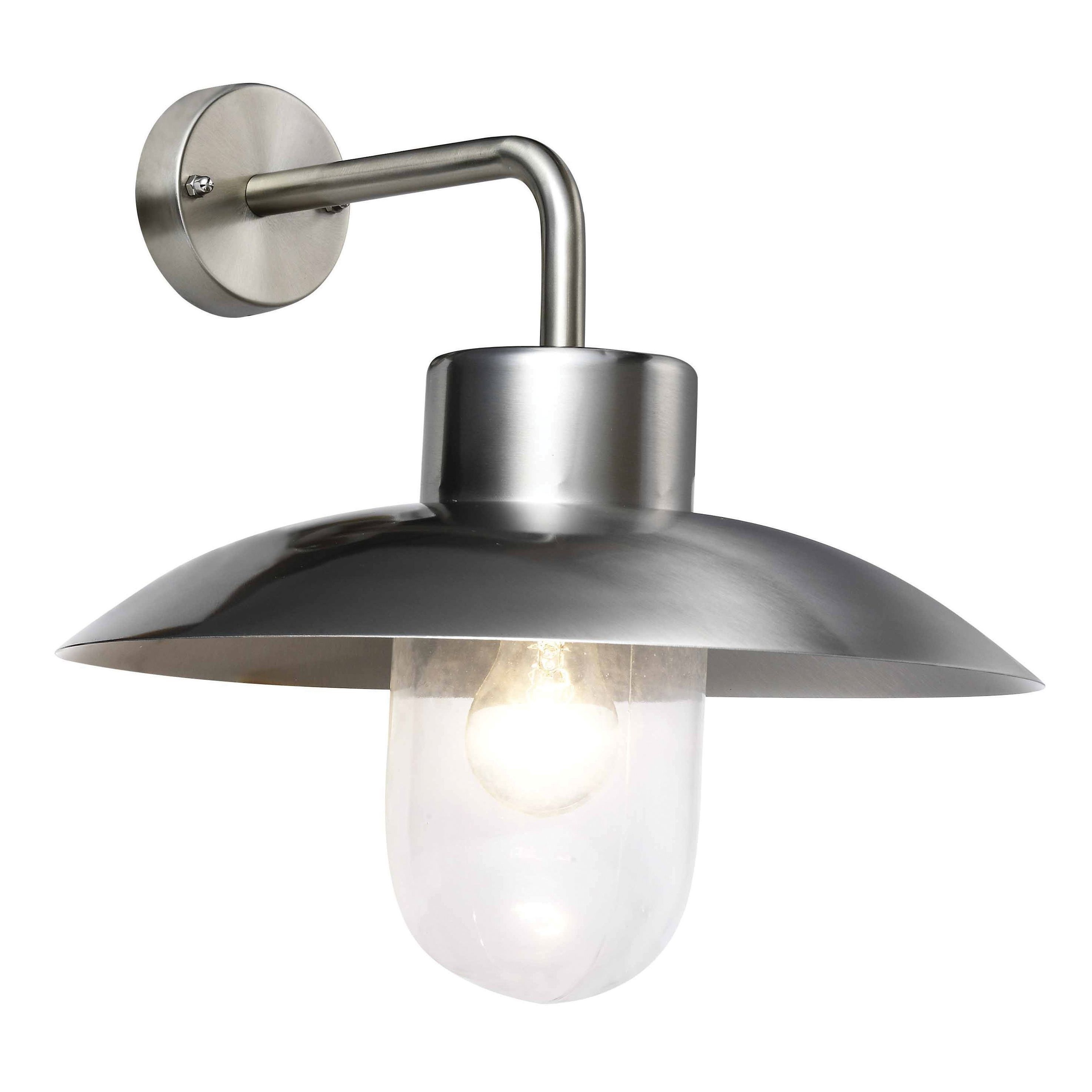 Blooma Mara External Wall Light | Departments | Diy At B&q £20 For Outdoor Ceiling Lights At B&q (#4 of 15)