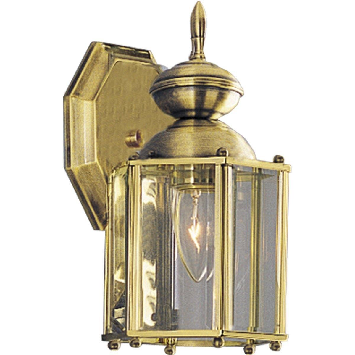 Brass Outdoor Lighting Fixtures | Amazing Lighting In Brass Outdoor Ceiling Lights (#4 of 15)