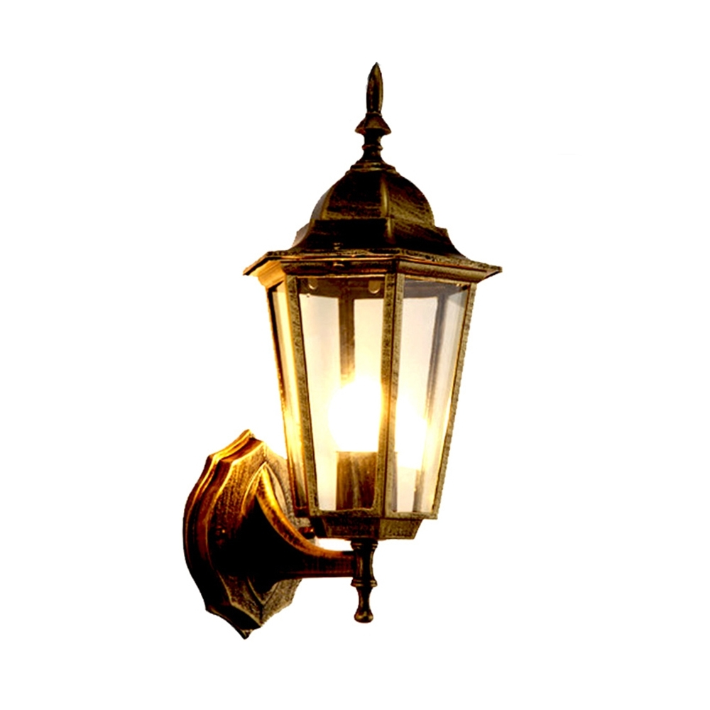 Popular Photo of European Outdoor Wall Lighting
