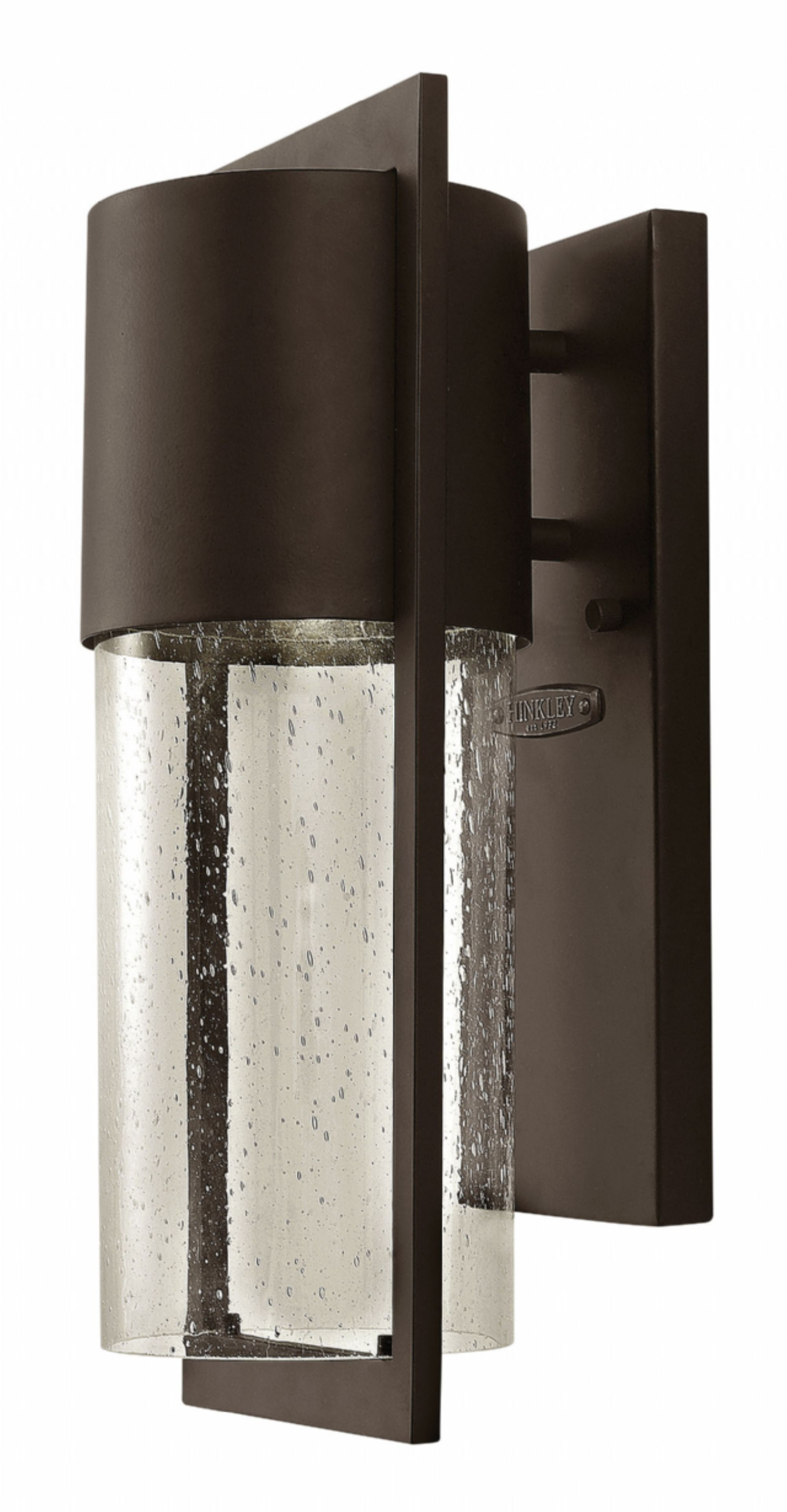 Buckeye Bronze Shelter > Exterior Wall Mount With Mini Wall Mount Hinkley Lighting (#4 of 15)