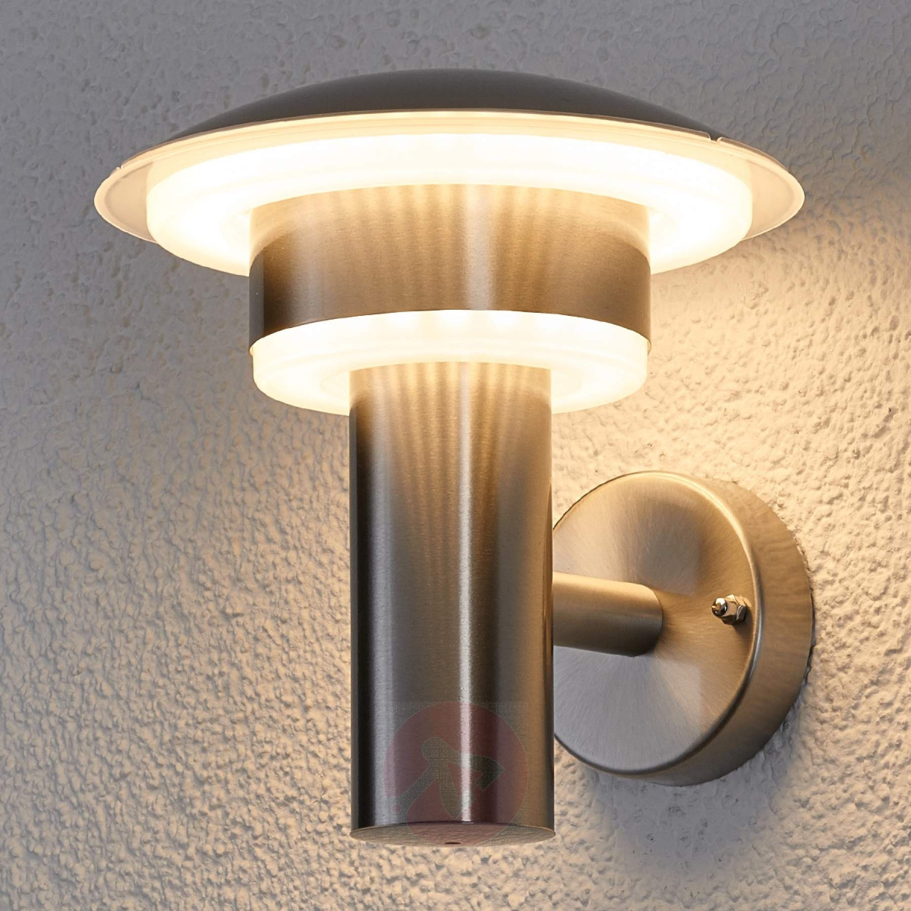 Buy Stainless Steel Outdoor Wall Lights From Lights.co (#4 of 15)