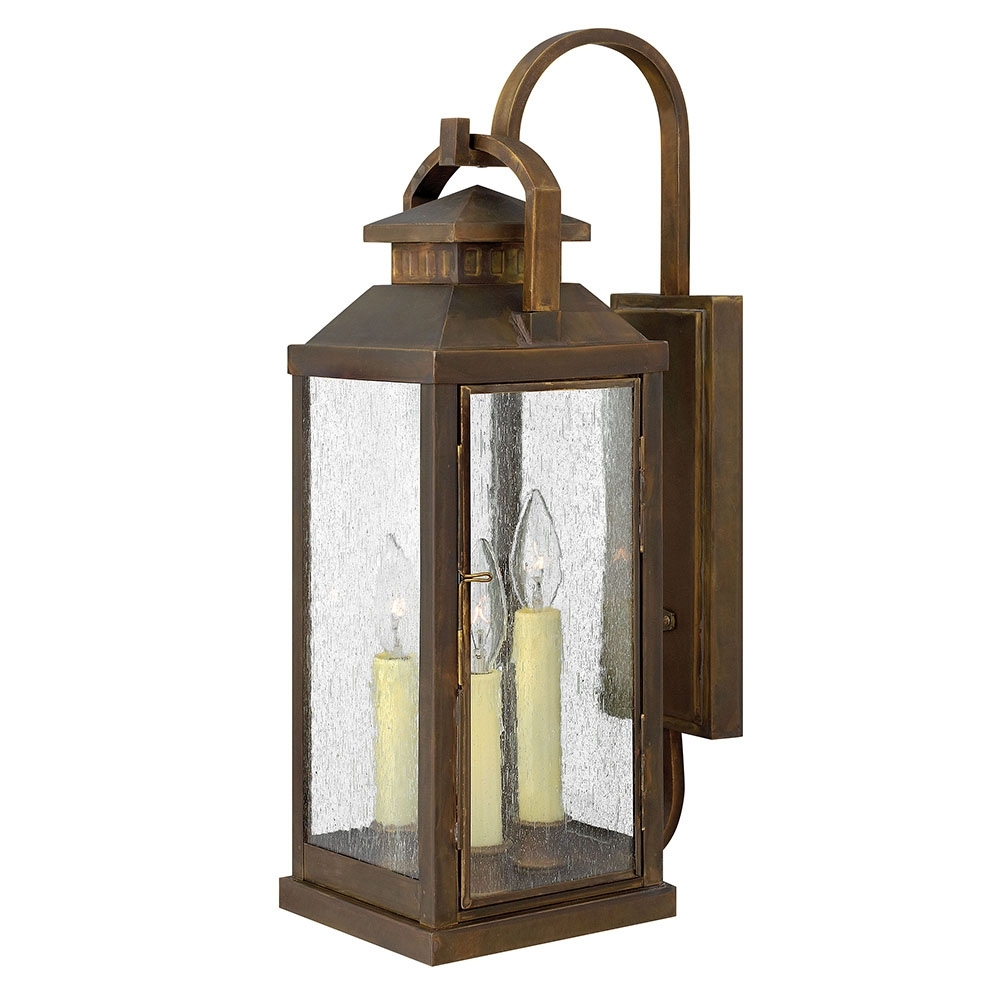 Buy The Revere Large Outdoor Wall Sconce[Manufacturer Name] With Regard To Large Outdoor Wall Light Fixtures (#3 of 15)