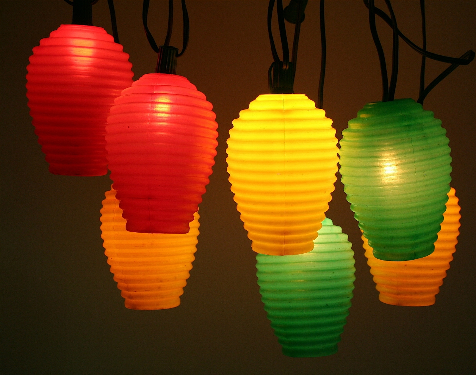 Camper Tiki Blow Mold Lanterns #blowmold | Blow Mold | Pinterest With Outdoor Hanging Lights For Campers (#5 of 15)