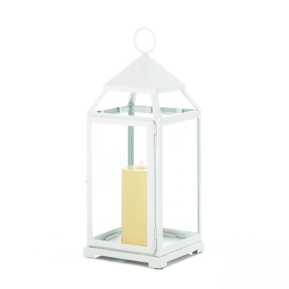 Candle Lantern Outdoor, Hanging Rustic Christmas Decorative Candle Pertaining To Outdoor Hanging Candle Lanterns (#2 of 15)