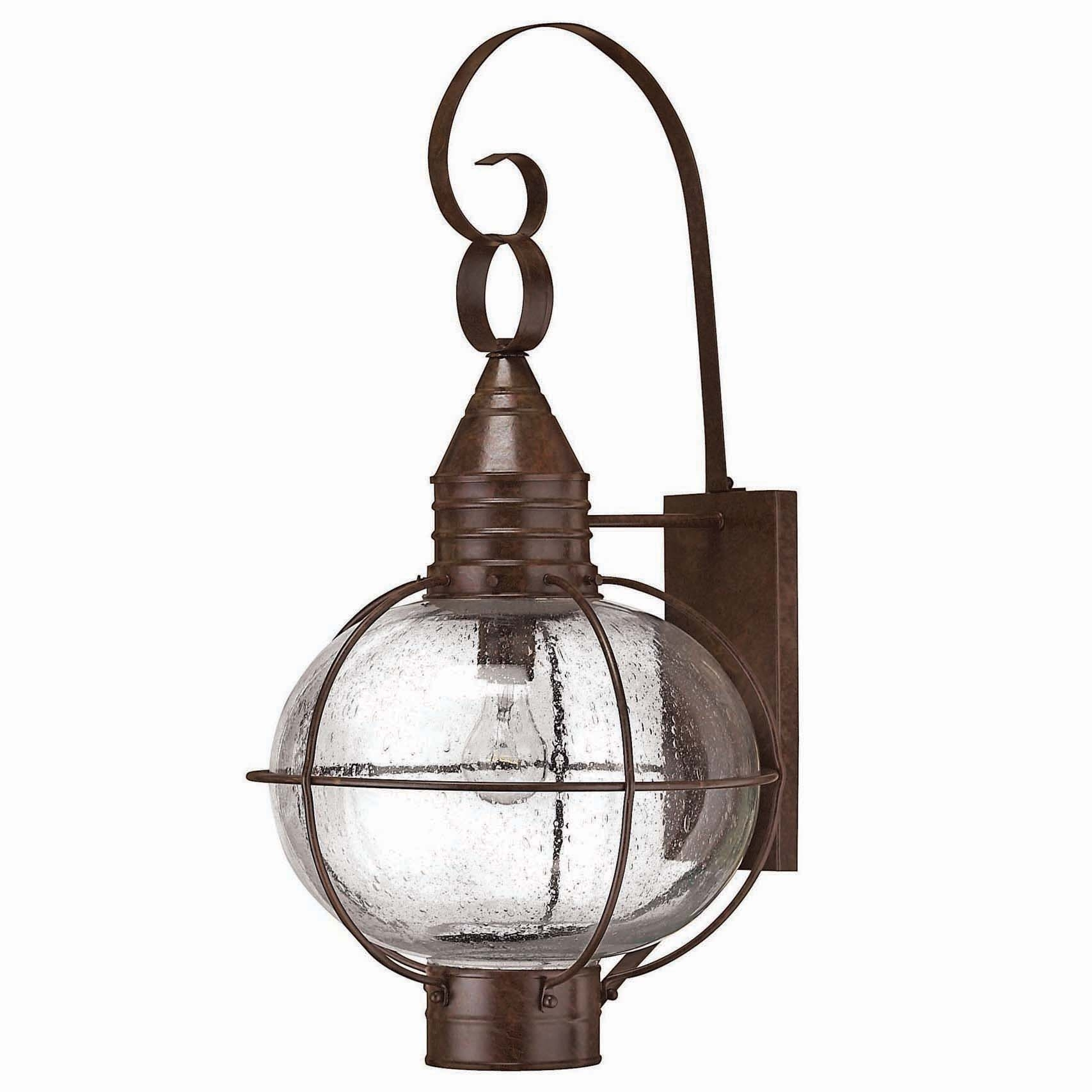 Cape Cod Extra Large Outdoor Wall Sconcehinkley Lighting – Http Inside Extra Large Wall Mount Porch Hinkley Lighting (#6 of 15)