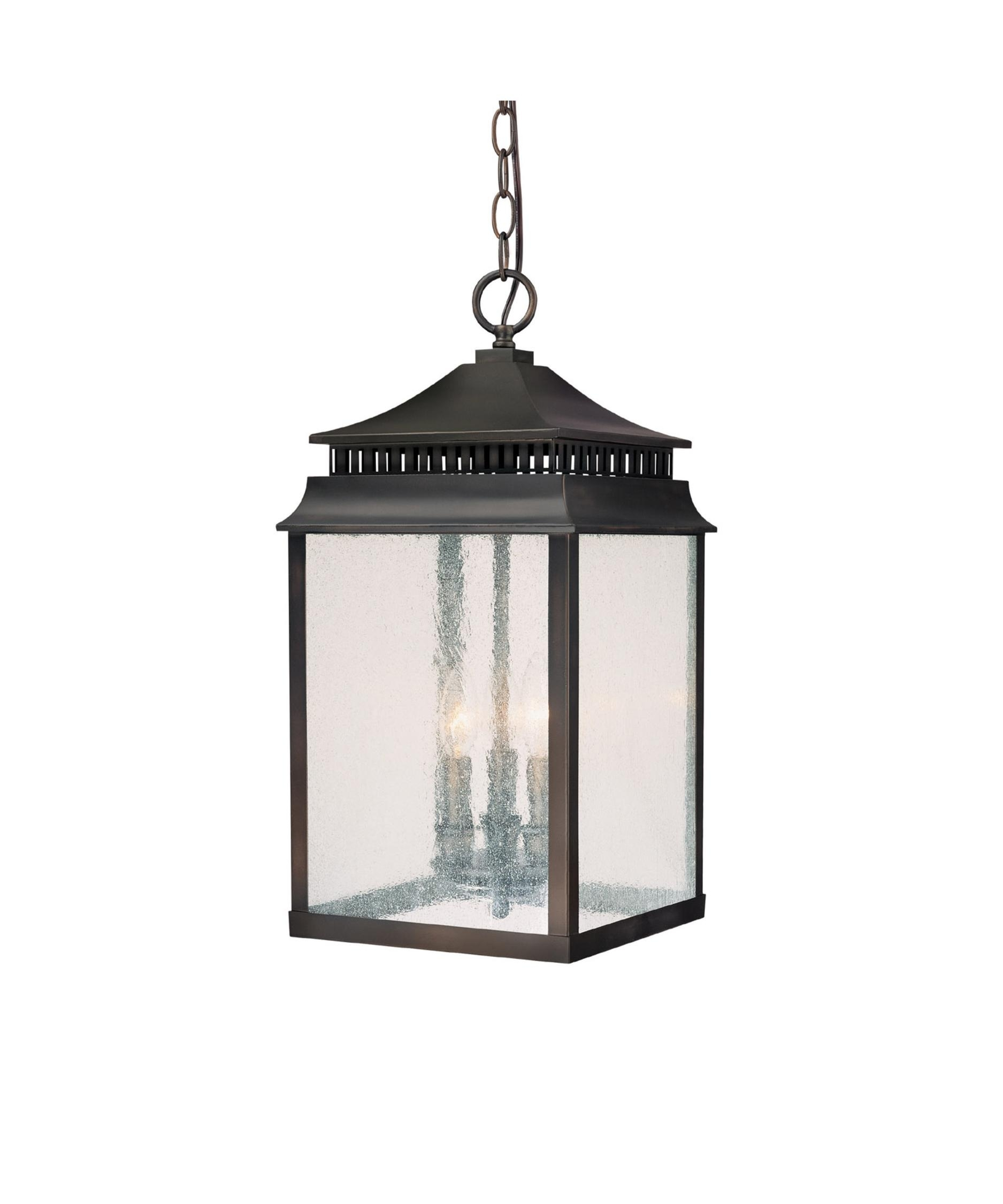 Capital Lighting 9116 Sutter Creek 10 Inch Wide 3 Light Outdoor With Outdoor Hanging Lantern Lights (View 8 of 15)