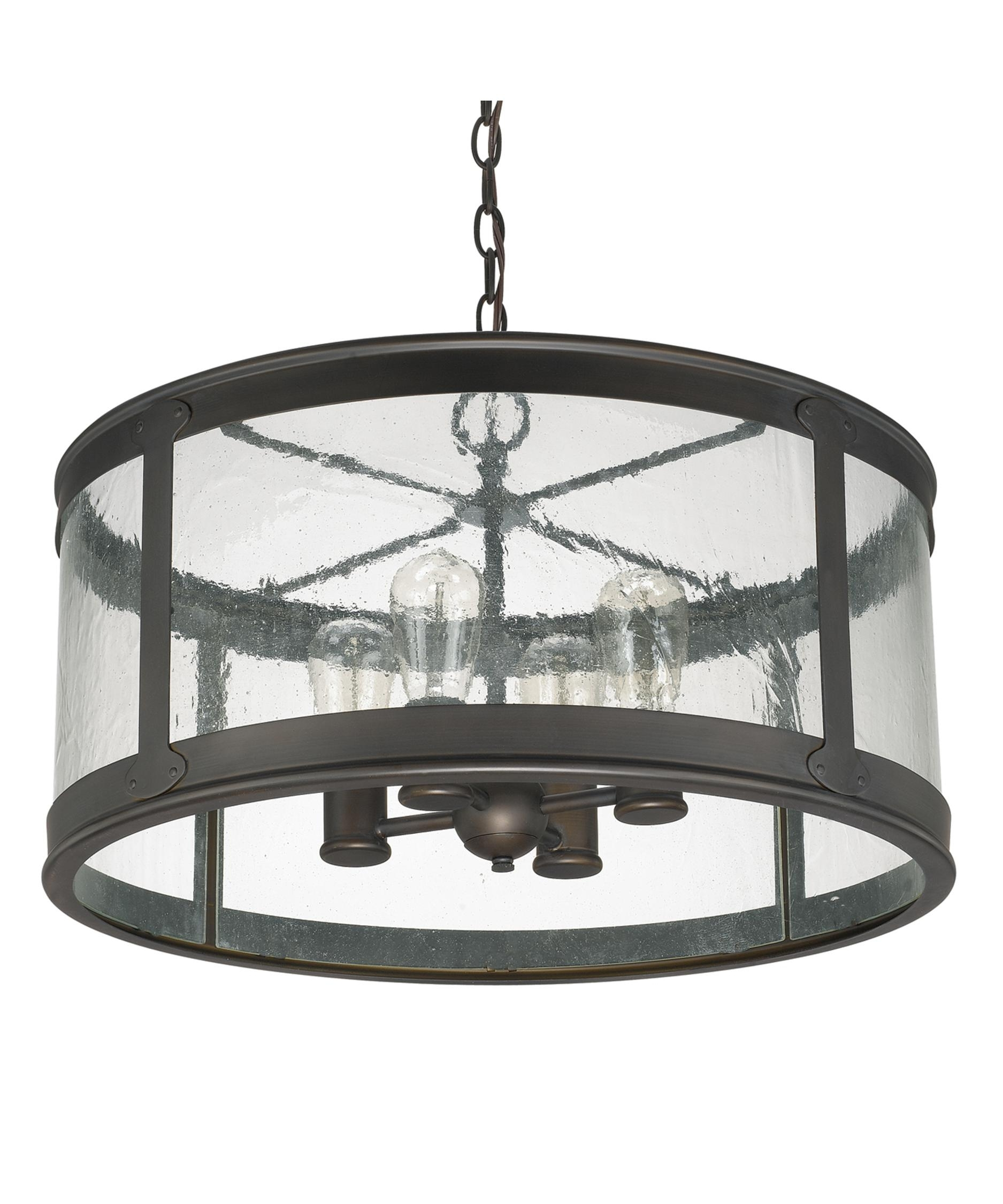Capital Lighting 9568 Dylan 22 Inch Wide 4 Light Large Pendant For Outdoor Ceiling Lights From Australia (#1 of 15)