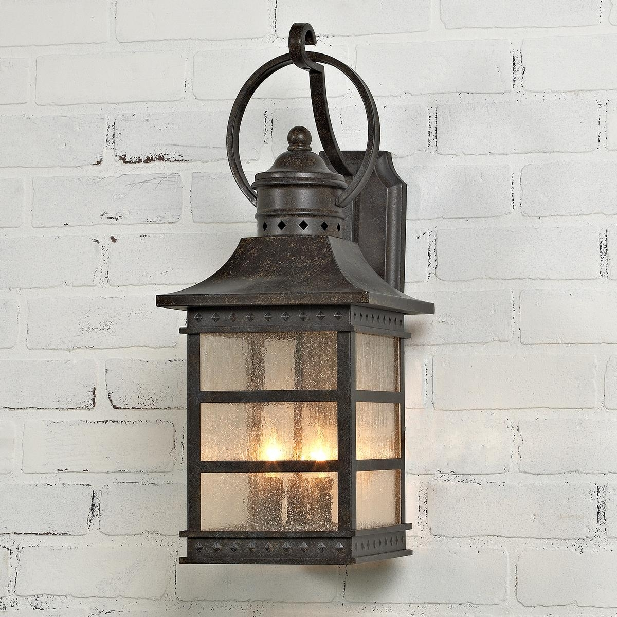 Carriage House Outdoor Light – Medium | Carriage House, Lights And House Within Outdoor Hanging Coach Lights (#2 of 15)