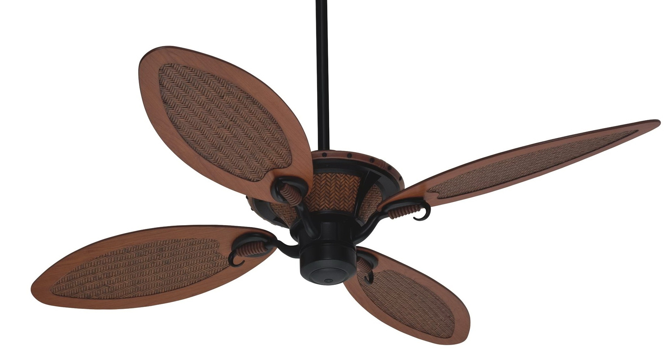 Ceiling Fan: 28 Remarkable Tropical Style Ceiling Fans With Lights In Outdoor Ceiling Fans With Tropical Lights (View 2 of 15)