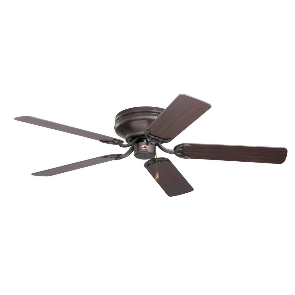 Ceiling Fan: Incredible Flush Mount Outdoor Ceiling Fan With Light Regarding Outdoor Ceiling Fans With Flush Mount Lights (#7 of 15)