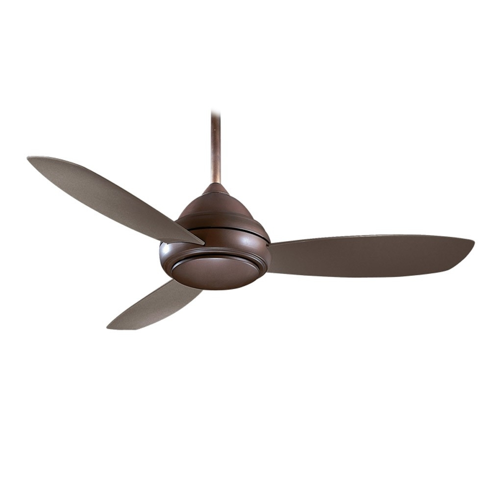Ceiling Fan: Wet Rated Ceiling Fans With Light Outdoor Fan Lights Inside Outdoor Ceiling Fan Lights (#3 of 15)