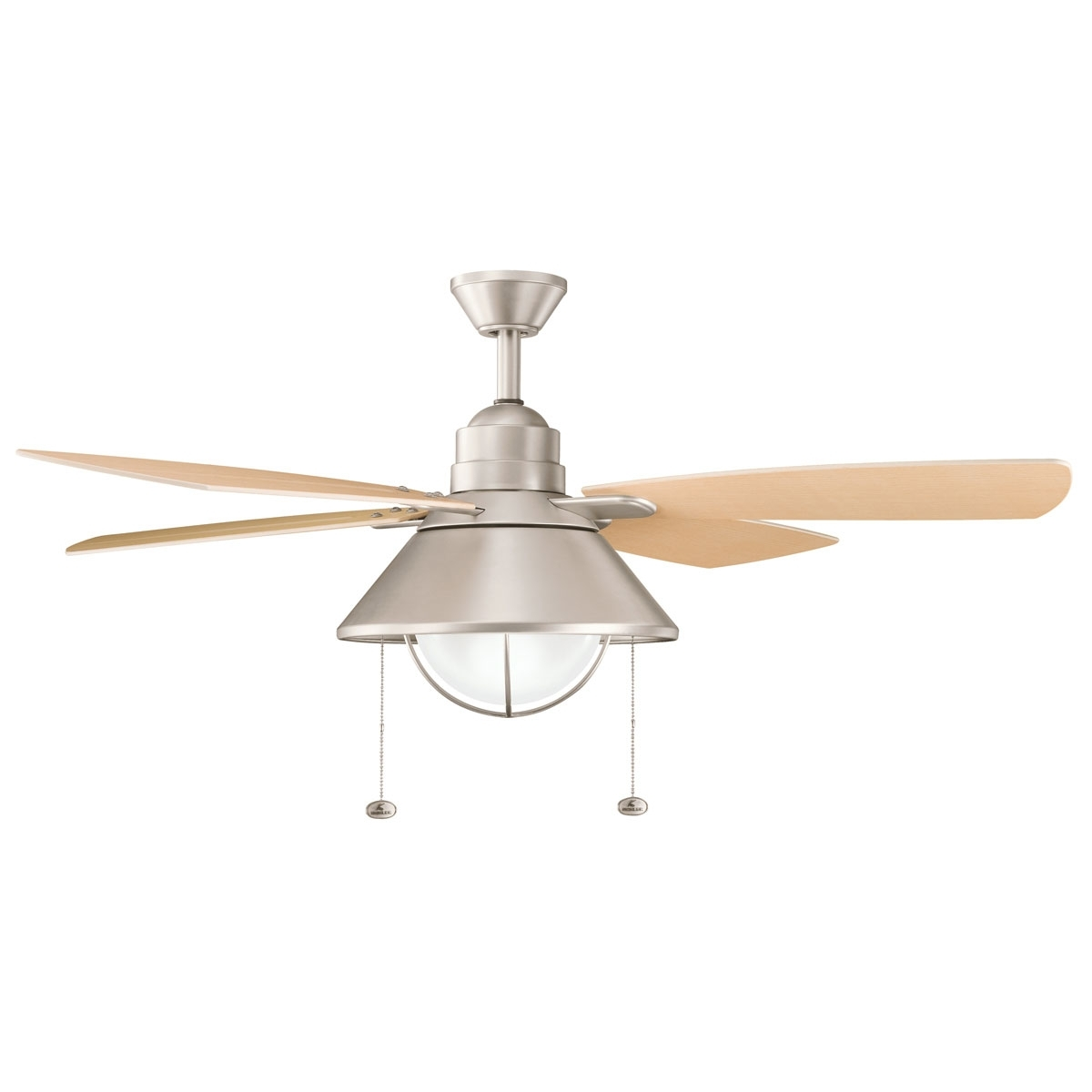 Ceiling Fan: Wet Rated Ceiling Fans With Light Outdoor White Fan With Outdoor Ceiling Fans With Wet Rated Lights (#6 of 15)