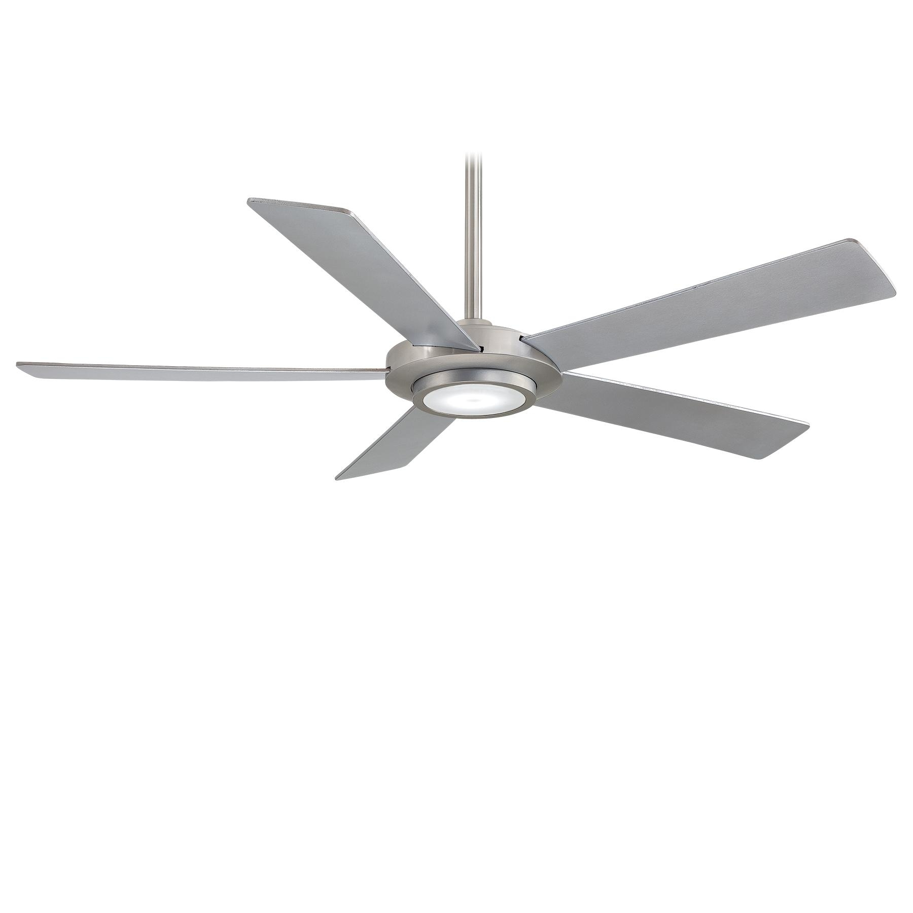 Ceiling Fan With Lightminka Aire | F745 Bn Intended For Outdoor Ceiling Fans With Led Lights (#2 of 15)