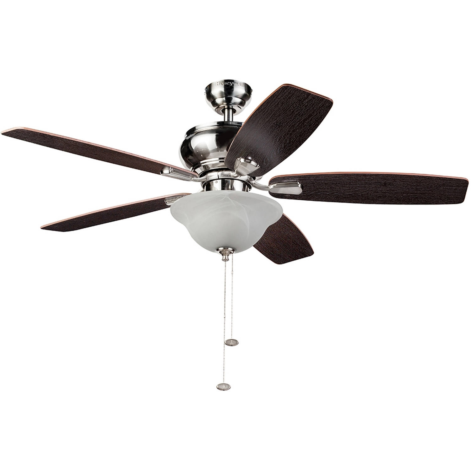 Ceiling Fans : Hunter Fans Sontera Ceiling Fan Antique Brass Walmart Pertaining To Outdoor Ceiling Fans With Lights At Walmart (#8 of 15)