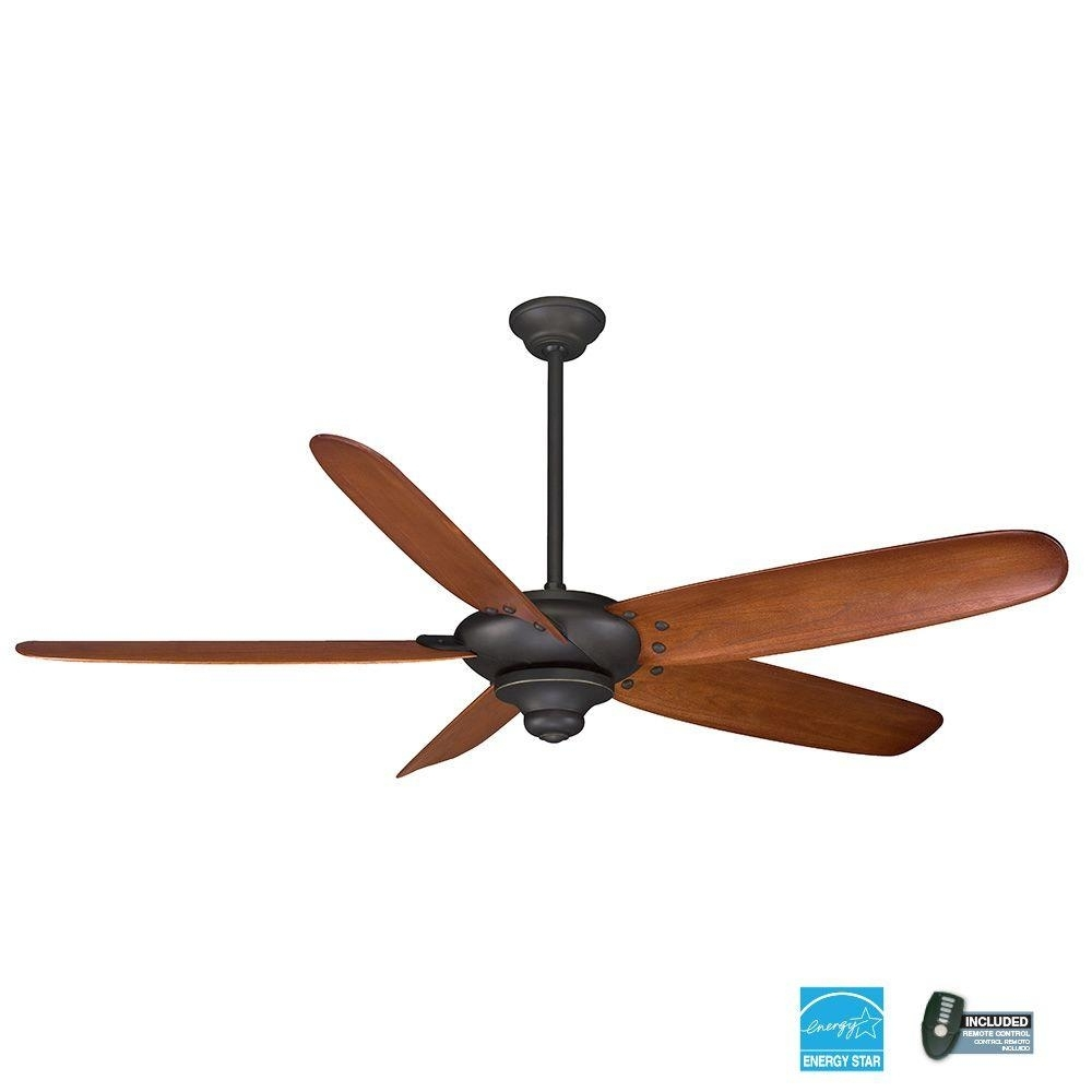 Ceiling: Fantastic Hunter Ceiling Fans Home Depot For Your Home Regarding Outdoor Ceiling Fans With Lights At Ebay (#7 of 15)