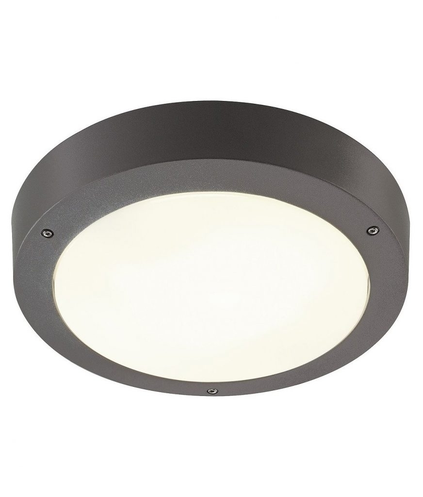 Popular Photo of Outdoor Ceiling Bulkhead Lights