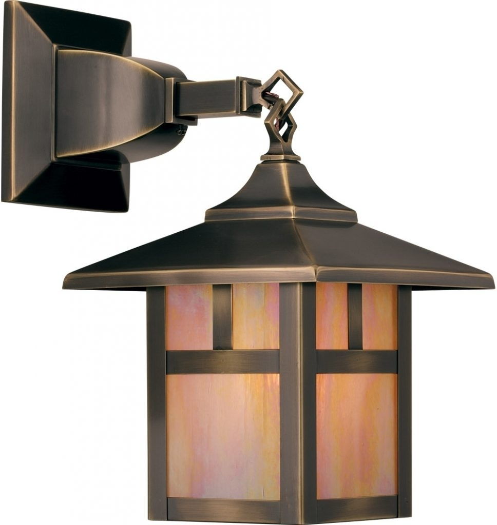 Ceiling Light Lighting Design Ideas: Craftsman Mission Style Outdoor Inside Mission Style Outdoor Ceiling Lights (#1 of 15)