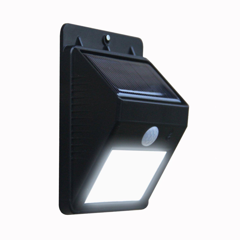 Cinch Bright Led Lights Motion Sensor Activated Detection Solar Lamp For Modern Led Solar Garden Lighting Fixture (#4 of 15)