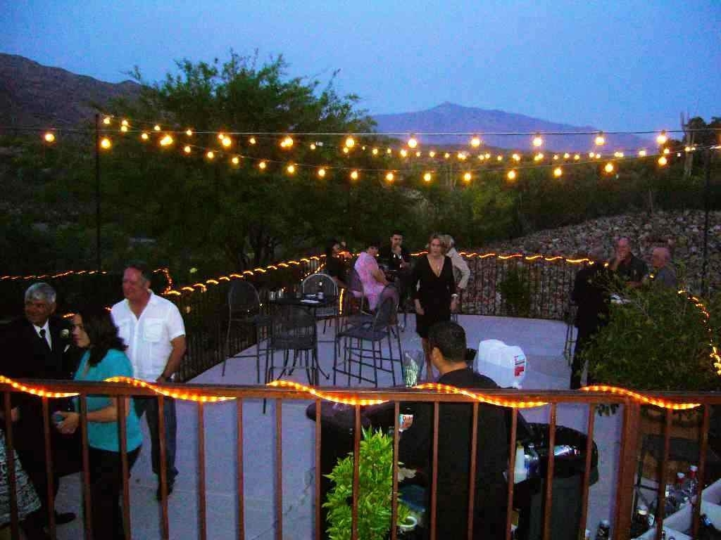 Commercial Outdoor String Lights Ideas Lighting Also Patio Trends Intended For Outdoor String And Patio Lights (View 7 of 15)