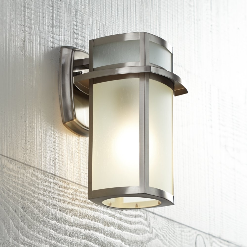Contemporary Outdoor Lighting Sconces – Coryc Throughout Modern And Contemporary Outdoor Lighting Sconces (View 3 of 15)