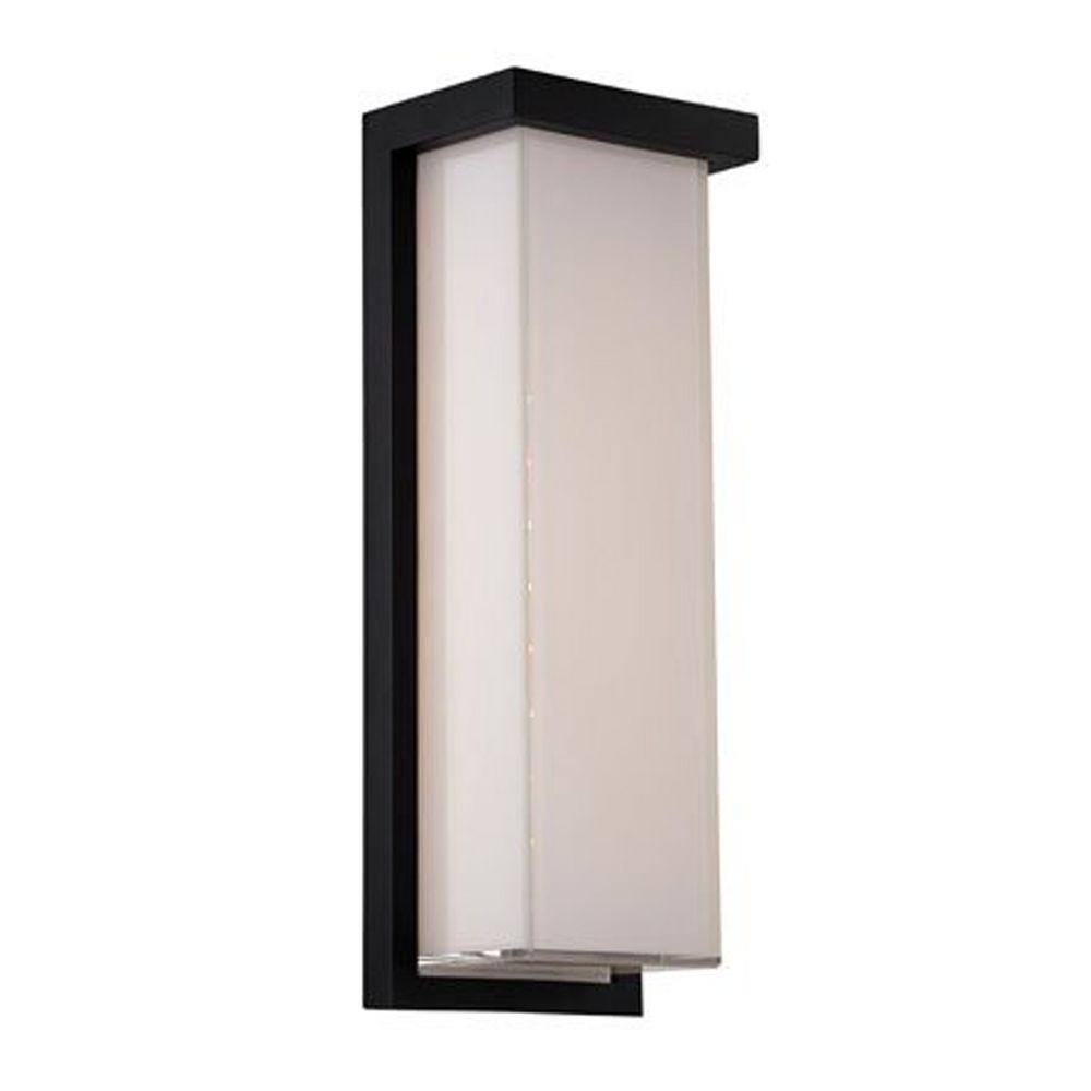 Contemporary Outdoor Wall Light Black – Outdoor Designs Regarding Black Contemporary Outdoor Wall Lighting (#3 of 15)