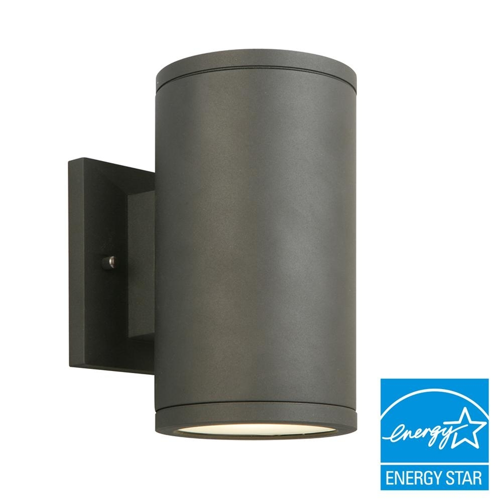 Contemporary Outdoor Wall Mounted Lighting With Coach Lights You Ll In Modern Hampton Bay Outdoor Lighting At Wayfair (#4 of 15)