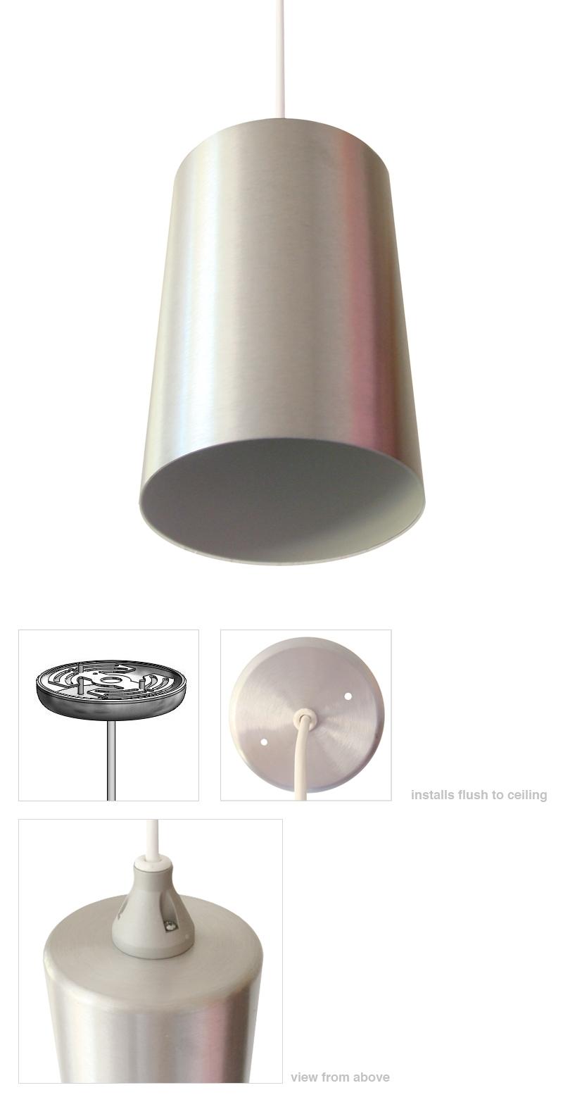 Contemporary Pendant Lighting For Kitchen Pendulum Lighting Over Regarding Modern Outdoor Pendant Cylinder Lighting Fixtures (#4 of 15)