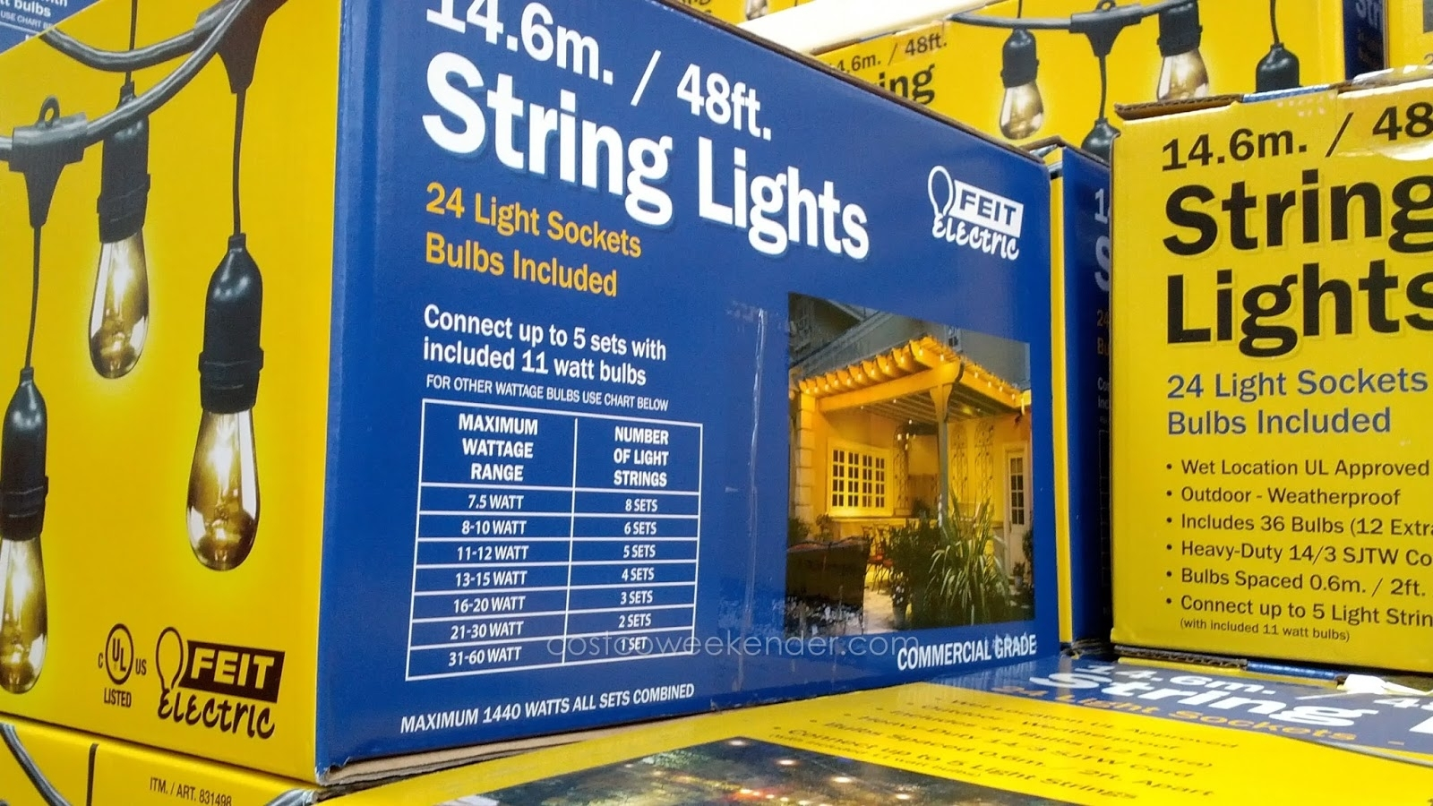 Costco Outdoor Solar Lights – Outdoor Designs For Outdoor Hanging Lights At Costco (#3 of 15)