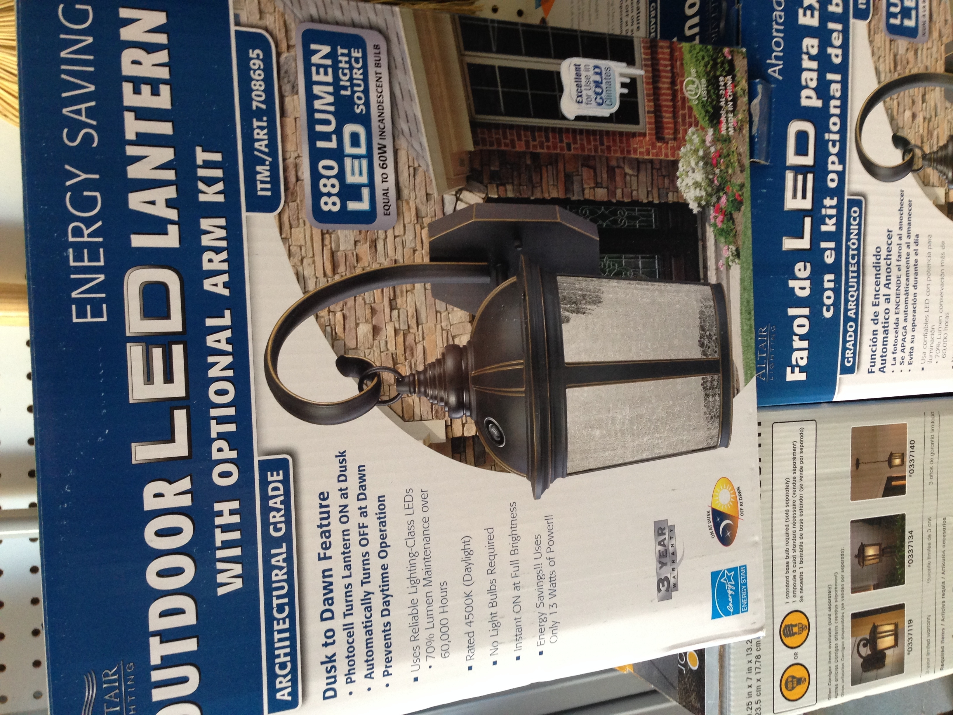 Costco Porch Light How To Install Outdoor Fixture Altair Led Energy Within Outdoor Hanging Lights At Costco (#4 of 15)