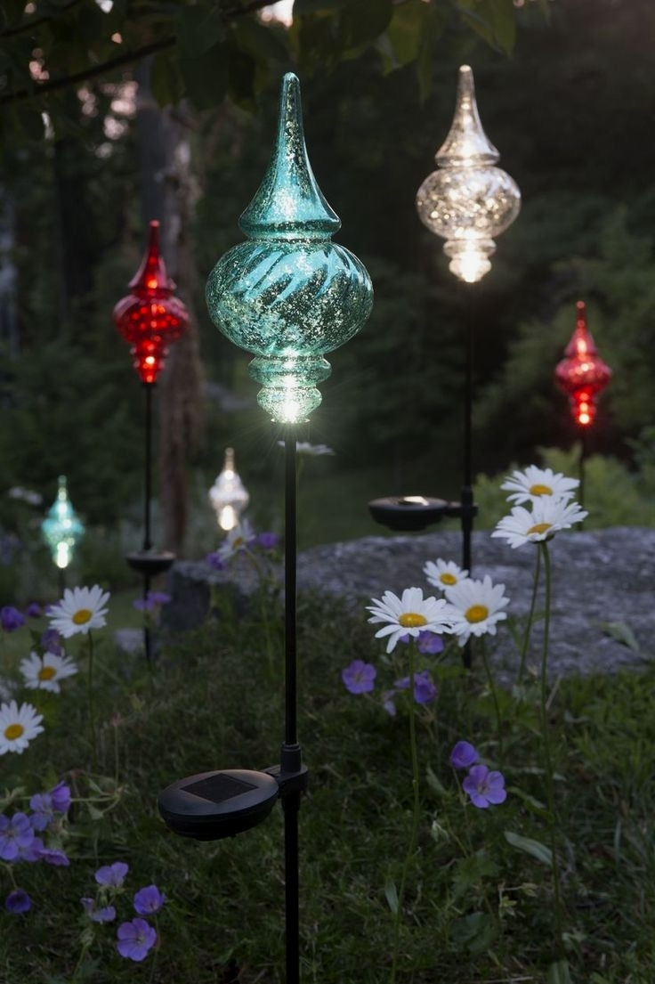Cozy Solar Lights For Backyard Decorative Outdoor 10 Reasons To Regarding Modern Outdoor And Garden Solar Lights (#3 of 15)