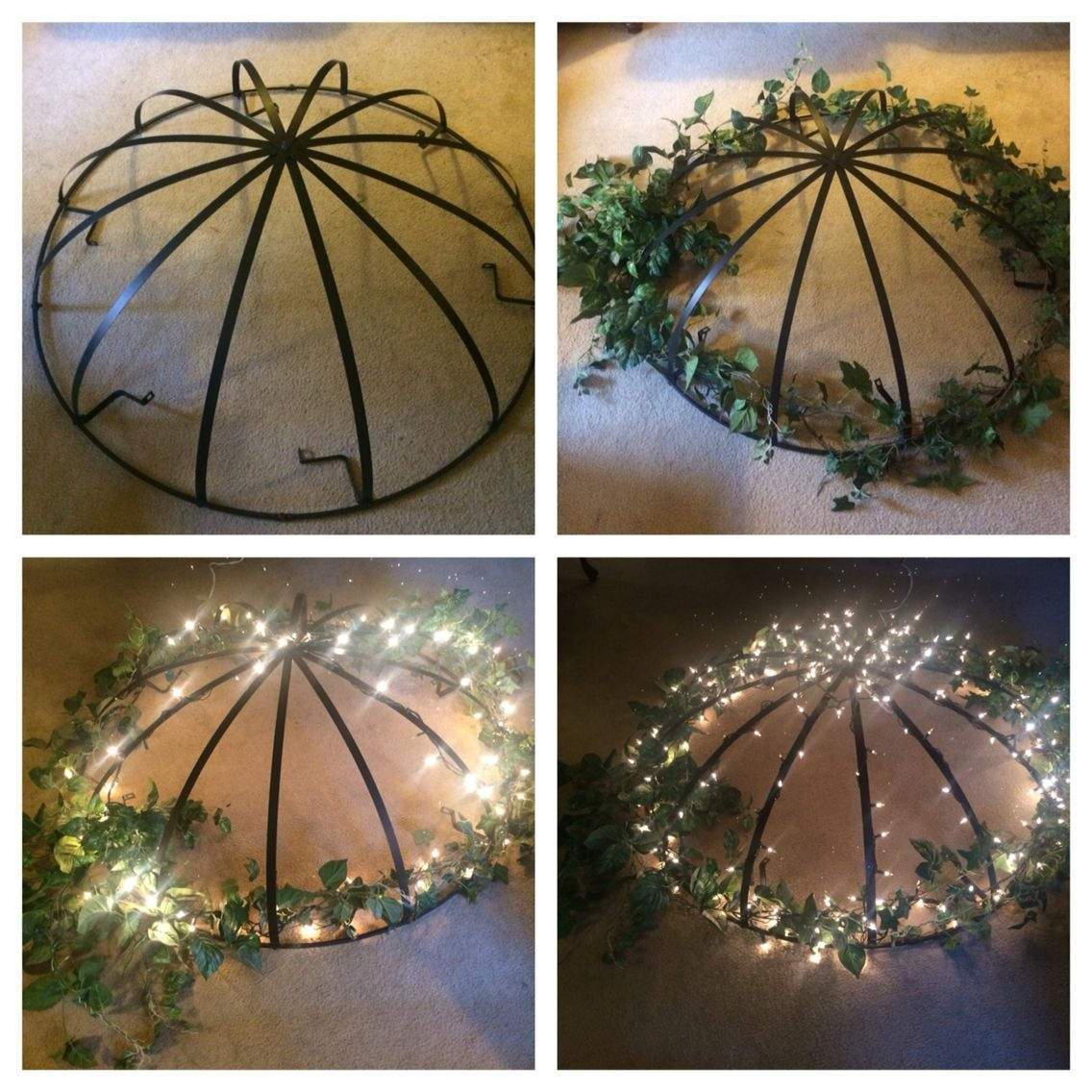 Create A Hanging Gazebo Light (View 6 of 15)