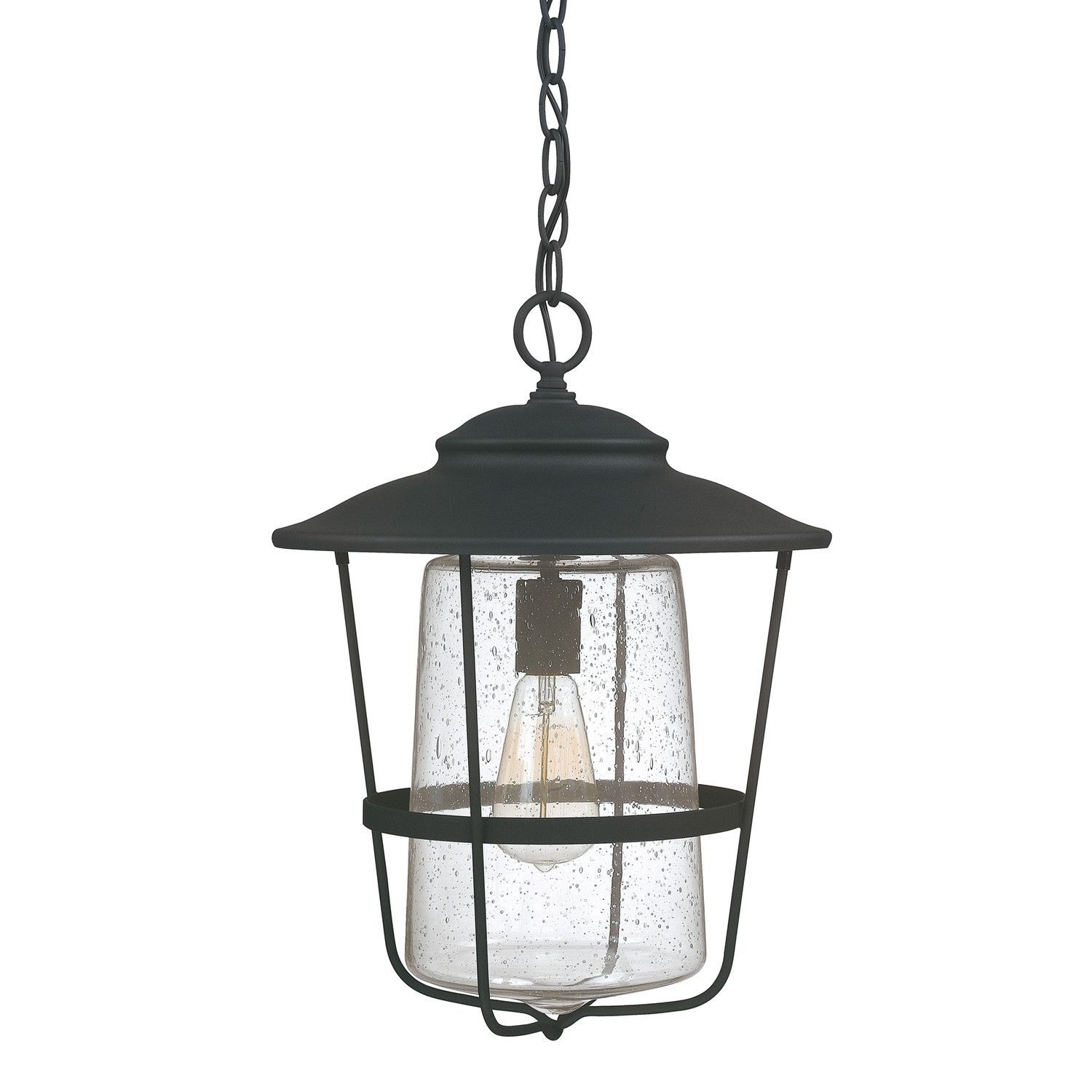 Creekside 1 Light Outdoor Hanging Lantern | Products | Pinterest Pertaining To Wayfair Outdoor Hanging Lighting Fixtures (View 13 of 15)