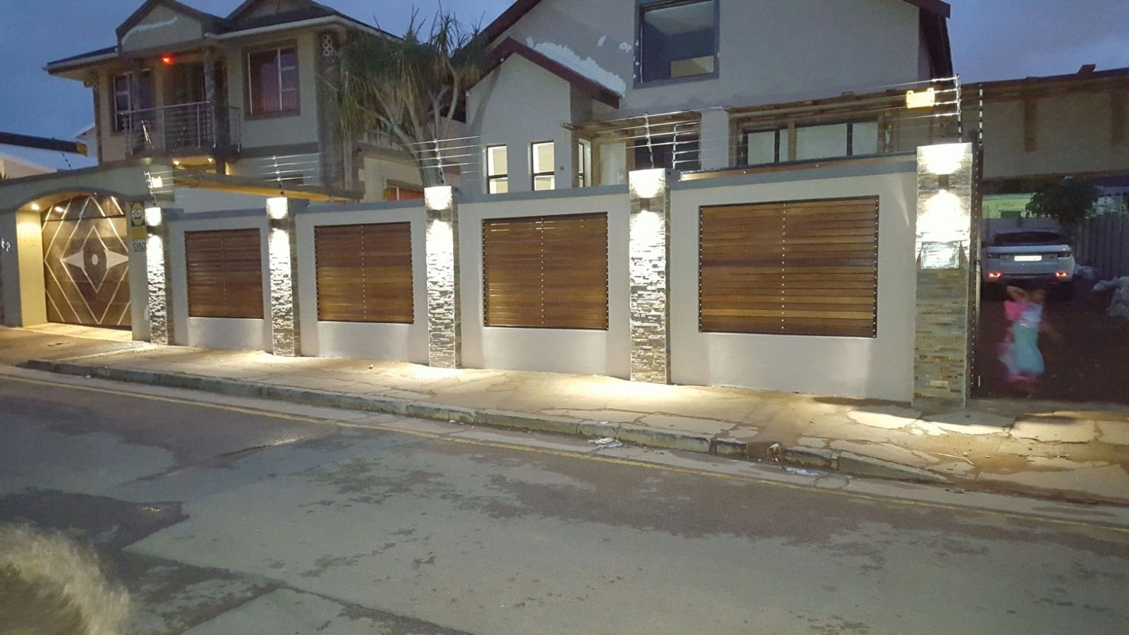 Cutomers Lighting Projects Electra Lighting | Electra Lighting Throughout Johannesburg Outdoor Wall Lights (View 7 of 15)