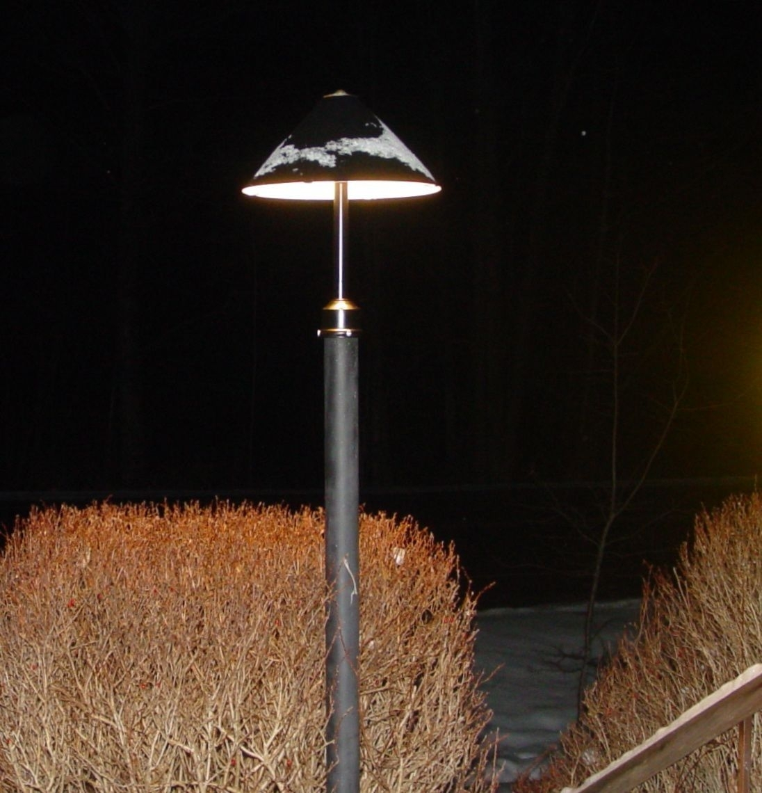 Dark Sky Post Light Fixtures | Http://deai Rank | Pinterest With Low Voltage Led Post Lights (#1 of 15)