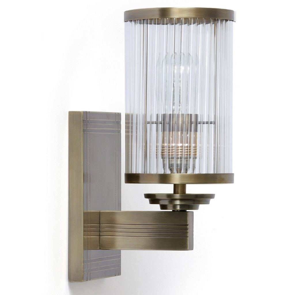Deco Lamp : Art Deco Style Lighting Fixtures Art Deco Outdoor Light With Art Deco Outdoor Wall Lights (#5 of 15)