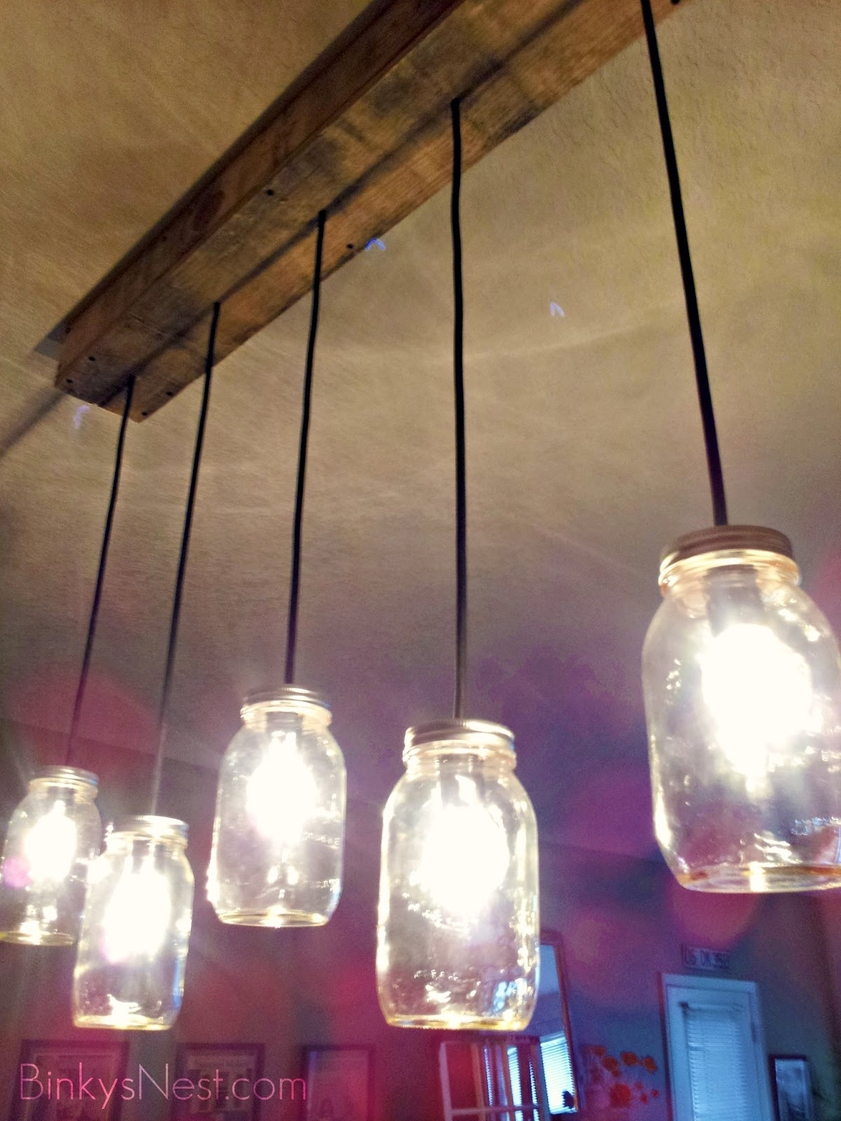 Inspiration about Decorating : Pendant Lighting Ideas Metal Modern Wood Lights Lantern Pertaining To Homemade Outdoor Hanging Lights (#15 of 15)
