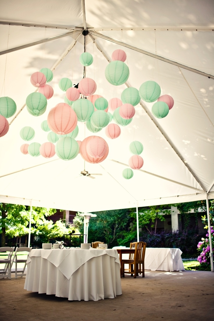 Inspiration about Decorating With Lanterns Outdoors Hanging Paper Lanterns Outdoors With Outdoor Hanging Paper Lantern Lights (#15 of 15)