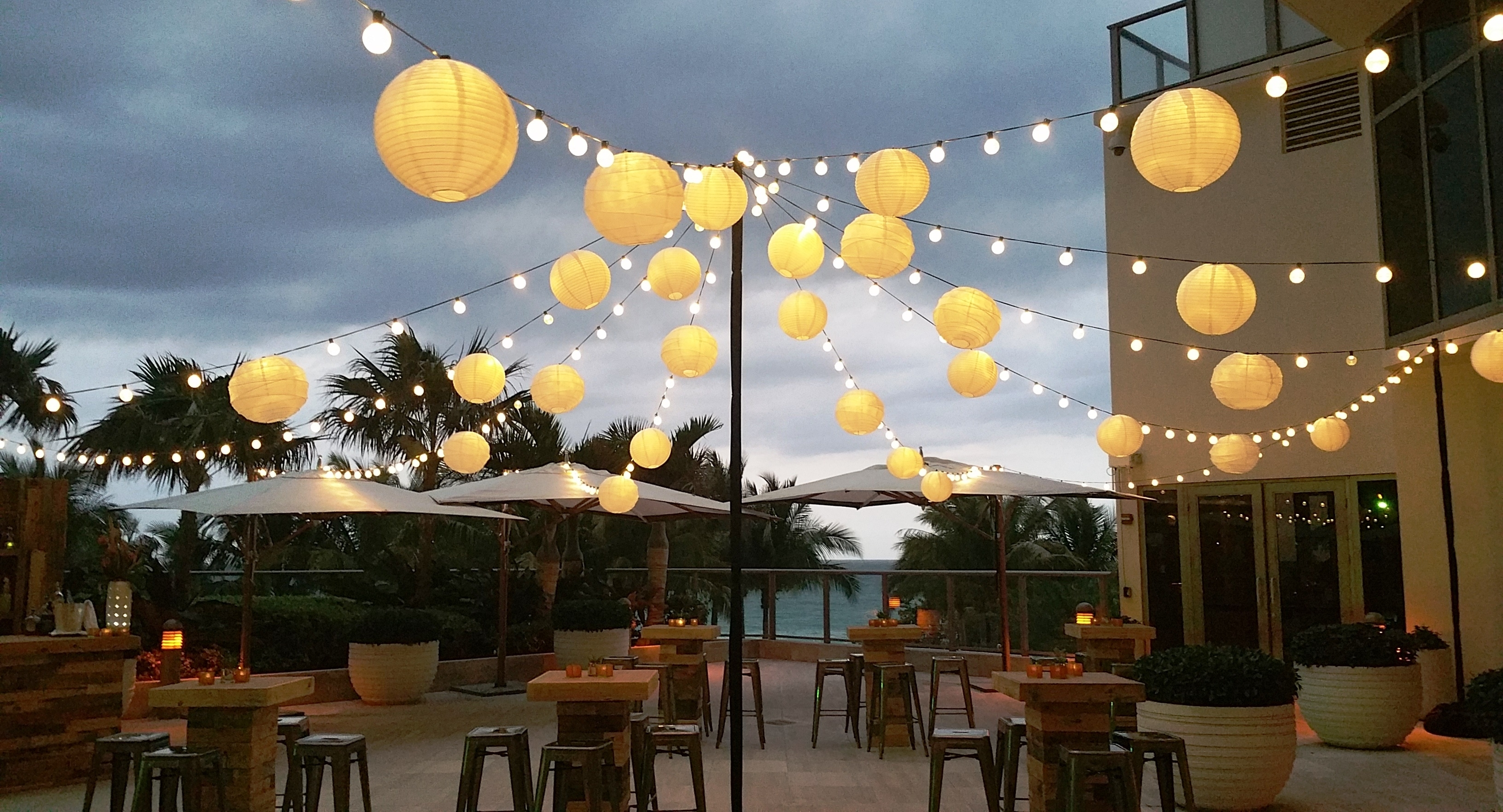 Inspiration about Decorating With Paper Lanterns Outdoors 28 Images X10 White Hanging Pertaining To Outdoor Hanging Paper Lantern Lights (#6 of 15)