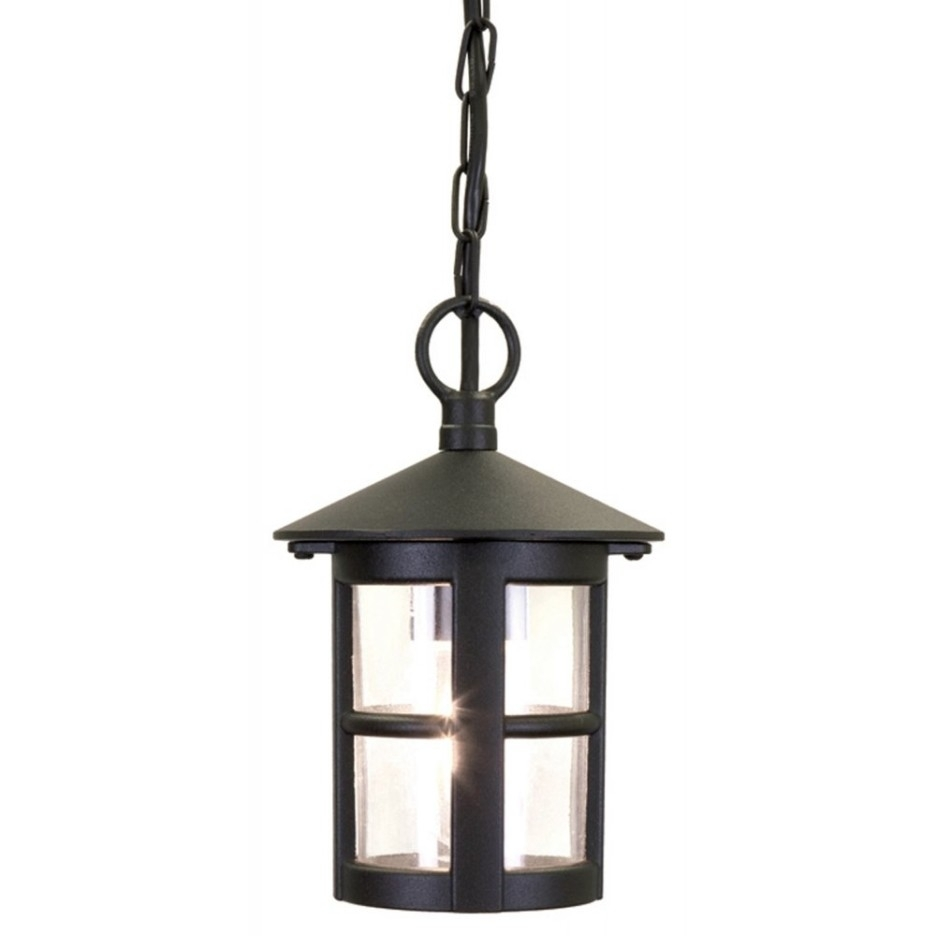Decoration Ideas Fascinating Image Of Outdoor Vintage Round Black For Vintage Outdoor Hanging Lights (#4 of 15)