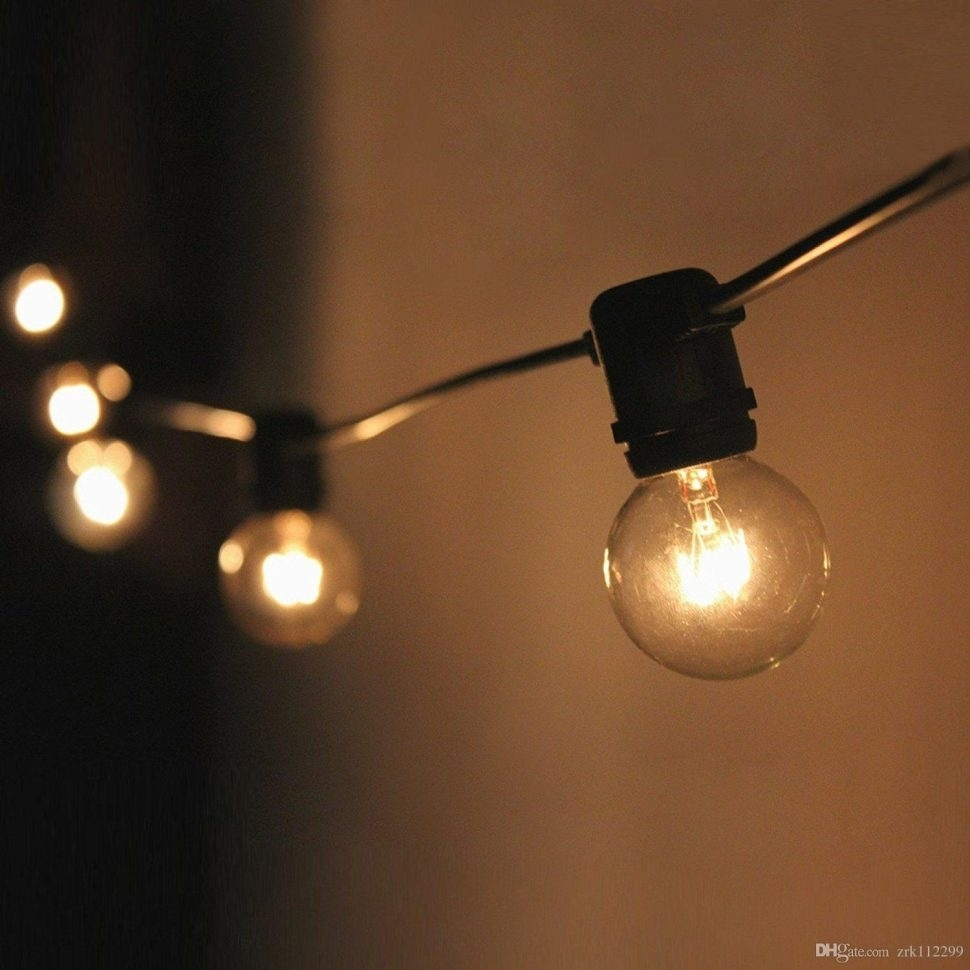 Decoration : Outdoor Hanging Lights Led String Lights Bistro Lights Intended For Outdoor Hanging Lights Bulbs (View 12 of 15)