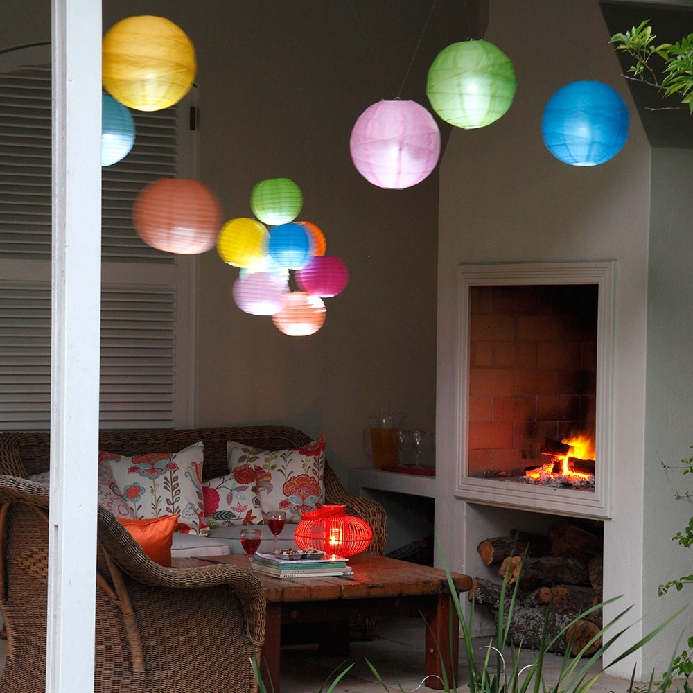 Inspiration about Decoration : Unique Paper Lanterns Outdoor Chinese Lanterns For With Regard To Outdoor Hanging Paper Lanterns (#9 of 15)