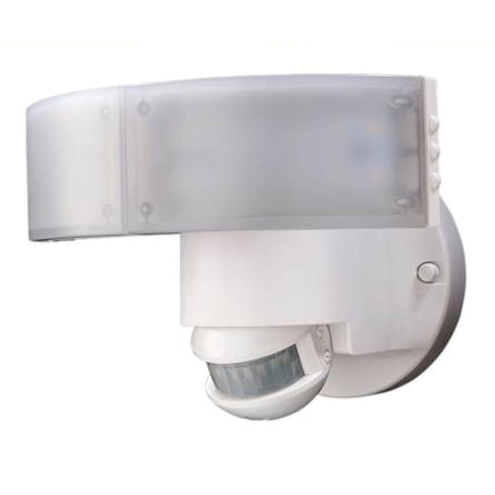 Inspiration about Defiant 180 Degree White Led Motion Outdoor Security Light Dfi 5982 For Outdoor Ceiling Mounted Security Lights (#10 of 15)