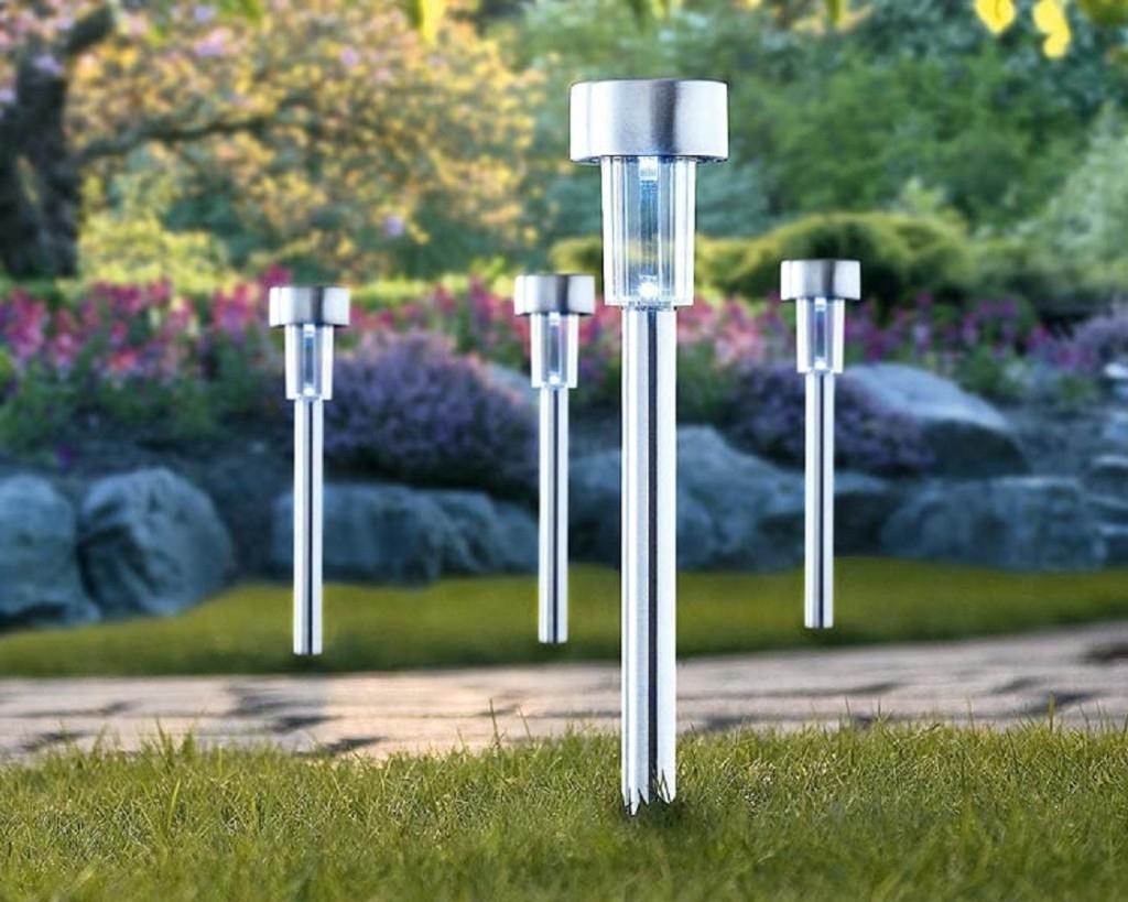 Inspiration about Design Outdoor Solar Light Fixtures — The Mebrureoral Design With Modern Led Solar Garden Lighting Fixture (#7 of 15)
