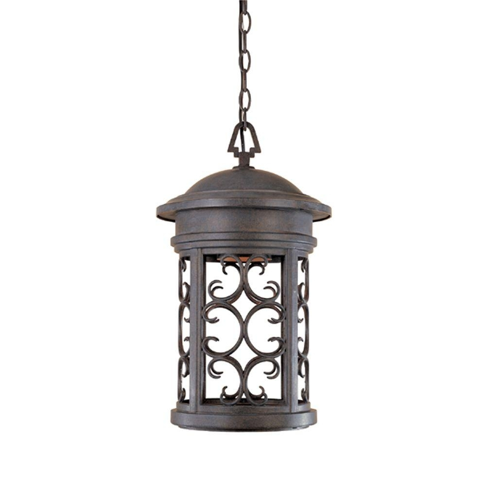 Inspiration about Designers Fountain Chambery Mediterranean Patina Outdoor Hanging With Outdoor Hanging Lamps (#9 of 15)