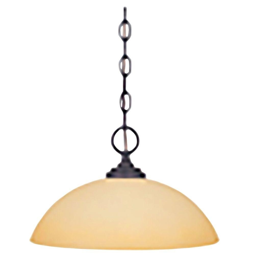 Designers Fountain Marbella 1 Light Oil Rubbed Bronze Mounted Down In Outdoor Ceiling Lights At Rona (#8 of 15)