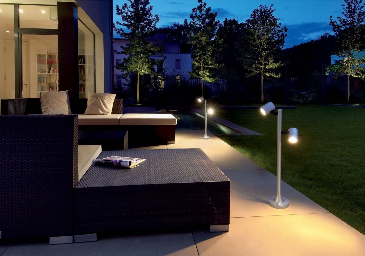 Inspiration about Desktop Modern Outdoor Lighting Ideas To Make Your House Perfect Inside Modern Outdoor Lighting (#12 of 15)