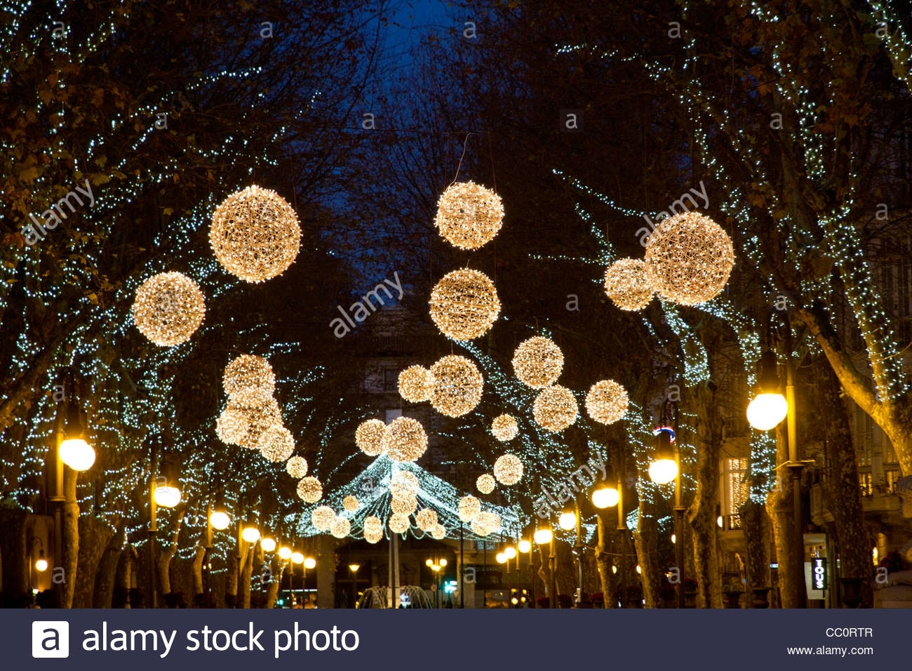 Diy : Event Lighting Wedding Lights Outdoor Hanging Light Balls With Outdoor Hanging Christmas Light Balls (View 10 of 15)